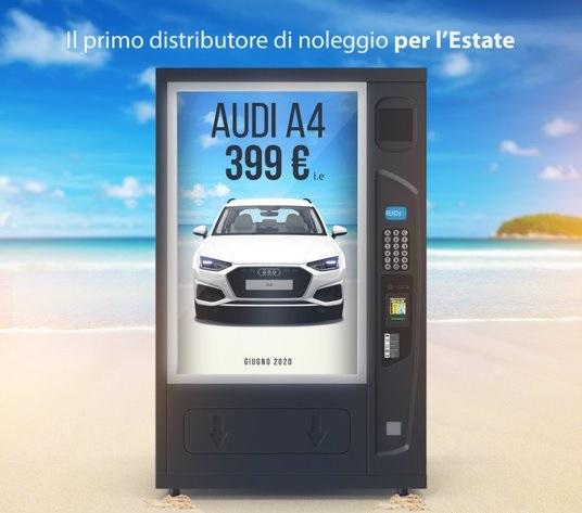NOLEGGIO AUDI A4